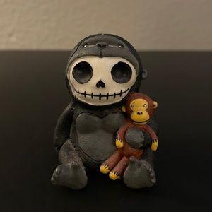"💕3/$25 3"" Gorilla FurryBone Figurine"